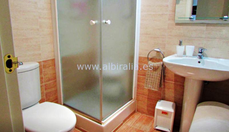 Til sals leilighet i edif Finalbir 100 m fra stranda Playa del Albir
