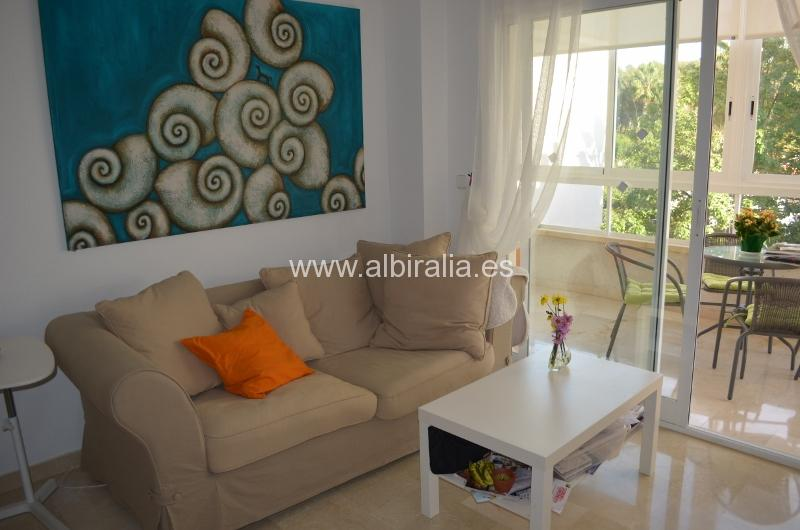 Apartment in the center of Albir I A120