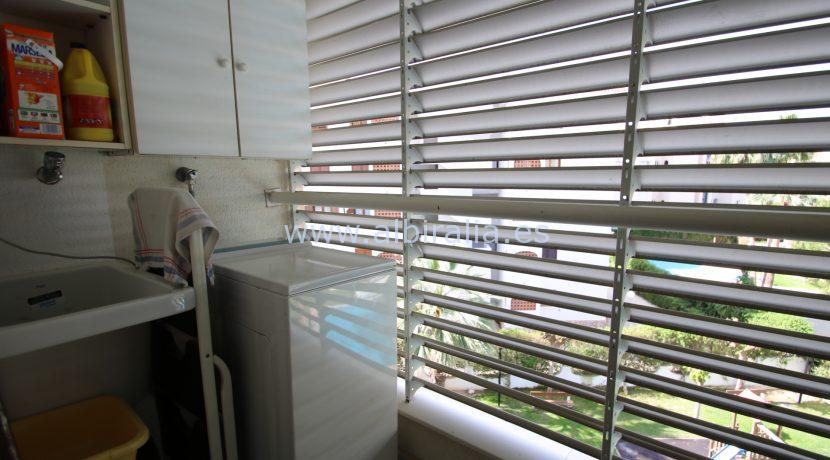 apartment for rent in edificio Finalbir Plaza in Albir sea view