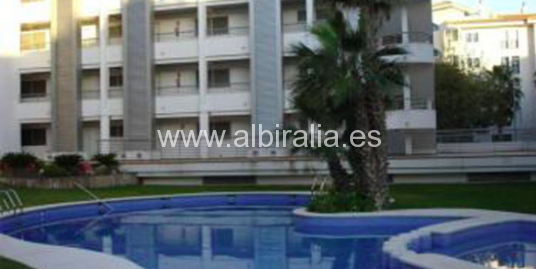 Apartment in Albir A125P