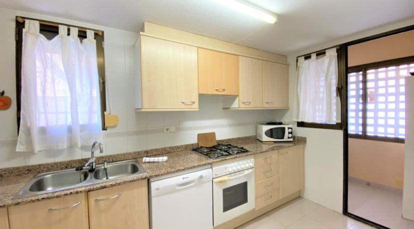 villa for rent long term Albir altea