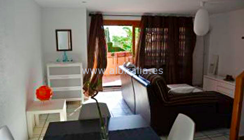 bungalow for sale in Albir walking distance to the sea
