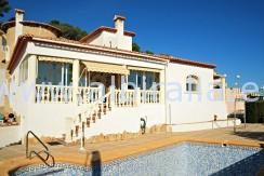 villa for sale in calpe moraira