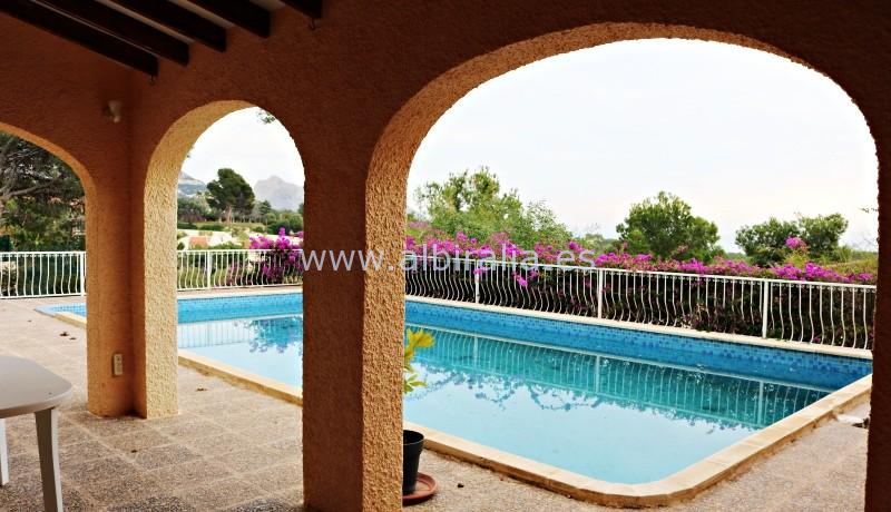golf golfbane Don Cayo for sale in Sierra de Altea Hills