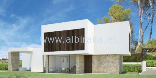 New construction in Moraira – last unit available I V171