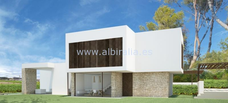 New construction in Moraira – last unit available I V171