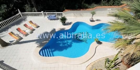 Villa in Alfaz north/Altea