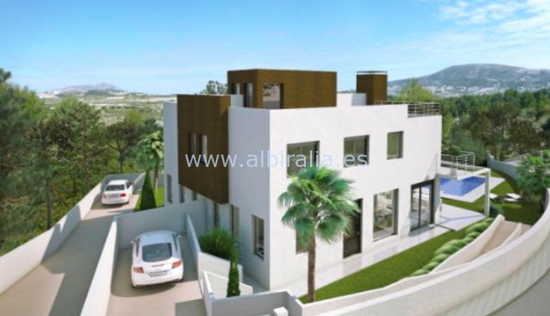 eiendom til salgs i Moraira