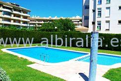 Apartment for sale in the edif Orly Bulevar de los Musicos in the center of Albir