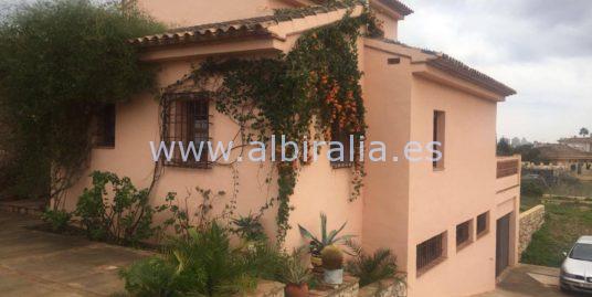 Spanish style villa in Alfaz I V144