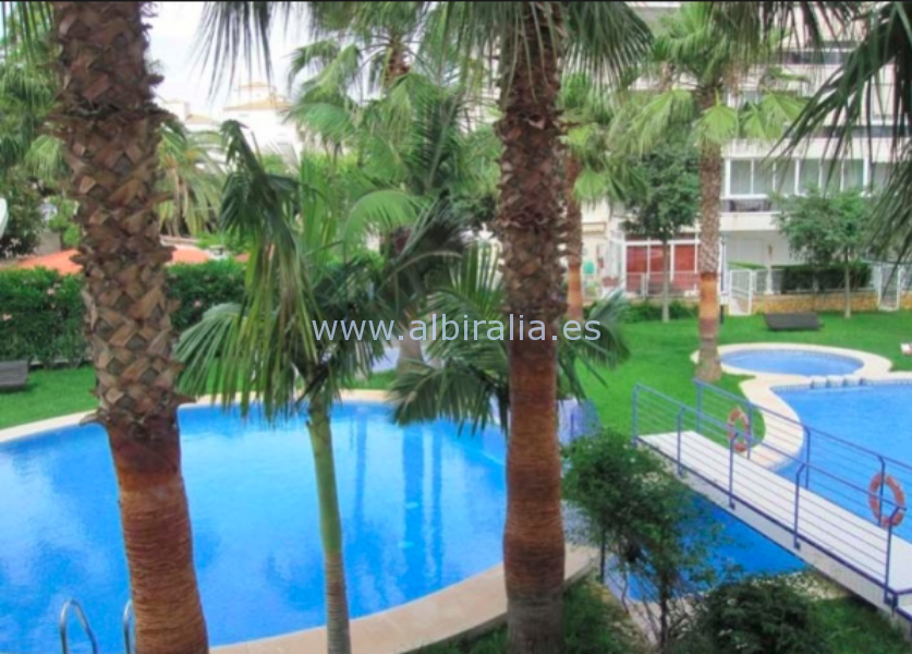 Apartment in the center of Albir I A115