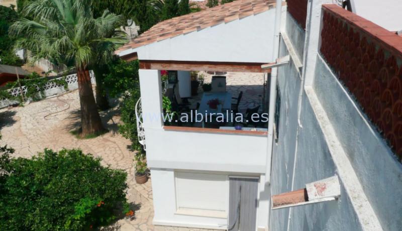 house for sale in Albir norwegian TV Alfaz La Nucia Calpe Alicante Costa Blanca