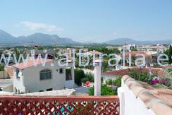 panoramisk utsikt fra alle rom