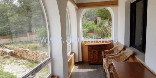 Villa in Albir (needs renovation) V105