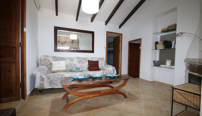 casa en estilo mediterraneo para alquilar altea