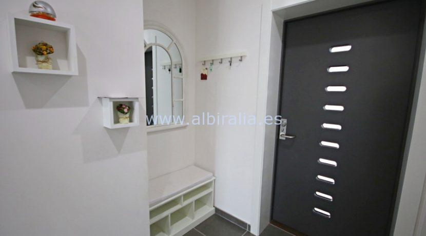 Apartment for rent in Lux Albir in Albir