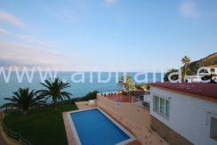 for sale sea view albir