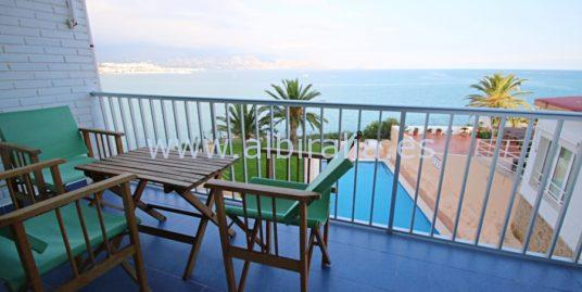 Apartment with amazing sea view in Albir I A128