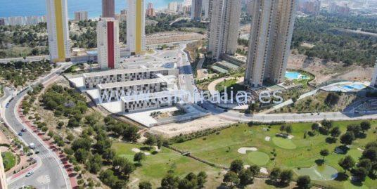 Top floor apartment in Benidorm A117P