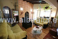 semi detached villa for sale in Altea