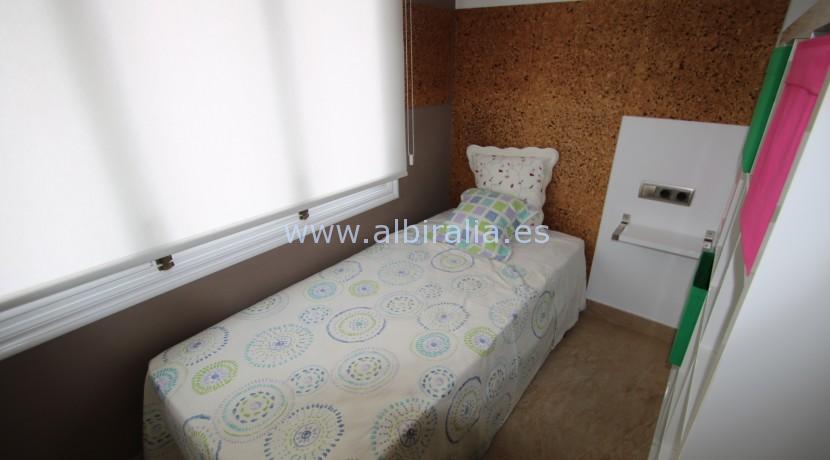 tomannsbolig med privat garasje til leie i Albir