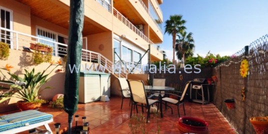 Ground floor apartment in Alborada Golf I A137