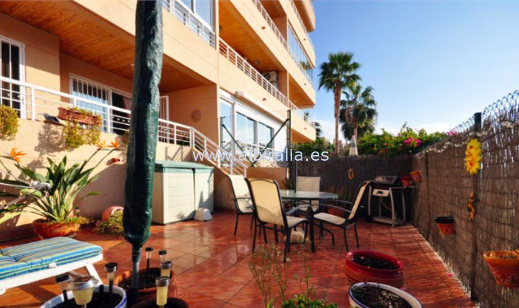 Ground floor apartment in Alborada Golf I A137