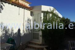 property for sale in La Nucia pool sentral heating close to international  Elians School