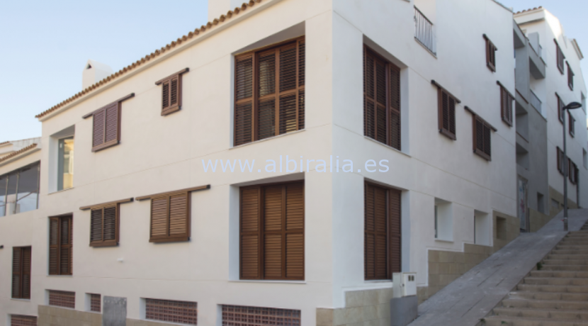 new build apartments for sale in old town in Altea