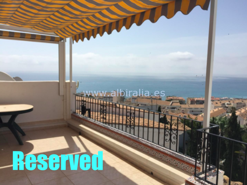 Top floor apartment in Altea A144P
