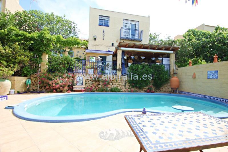 Villa in La Nucia V139P
