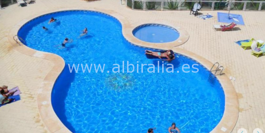 Apartment in Albir A133P