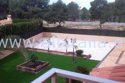 batch_umøblert villa til leie i Albir