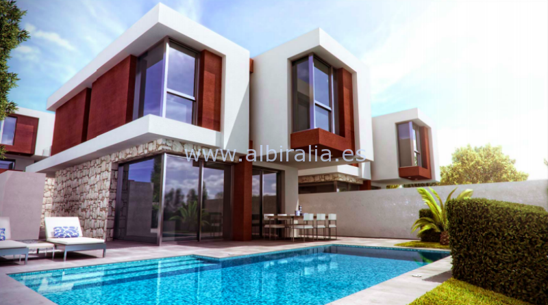 Luxes villas for sale in Alicante