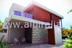 New development with sea view for sale in Costa Blanca