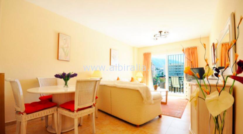 Apartment for sale in edif. Alborada Golf in the center of Albir