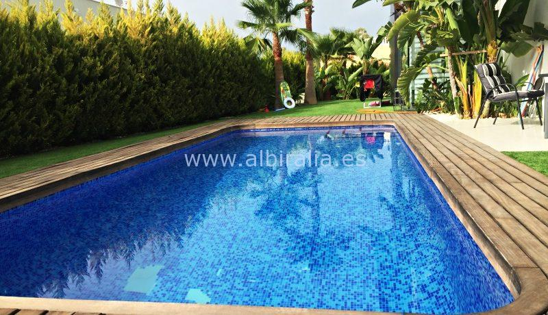 amazing villa close to the sha welness  clinic for long term rent