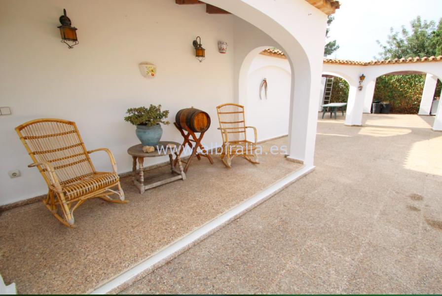 Villa/Finca i Countryside in Alfaz del Pi V143P