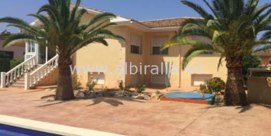 Villa in Alfaz V149P