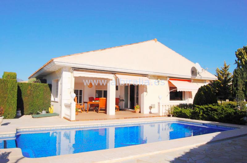 Villa in Alfaz V154P