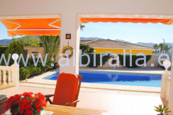 villa for sale in Arabi all in one floor investment opportunity in Costa Blanca #albiralia