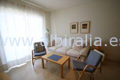 Apartment for rent in Albir edif. Finalbir Playa