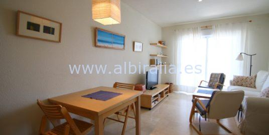 Apartment sea view Finalbir Plaza Albir I A110