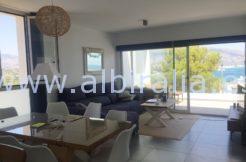 villa modern holidays week albir