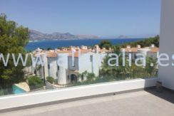 forrent in albir expensive house