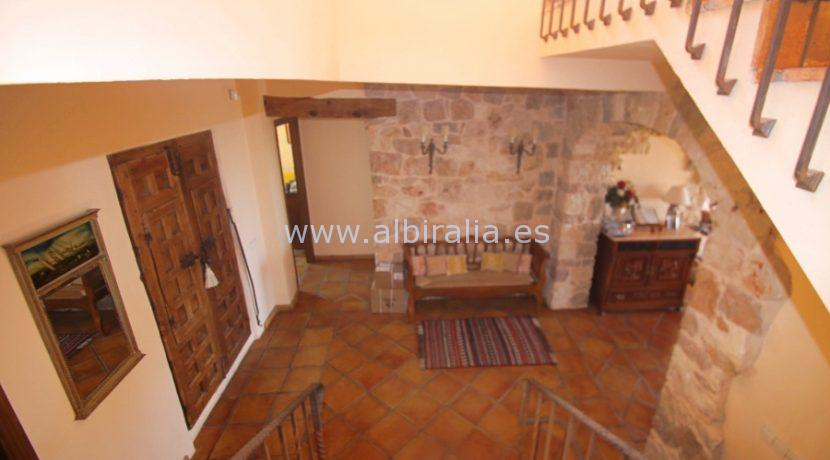 spanish style house for sale in Alfaz