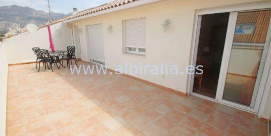 Top floor apartment in Altea A149