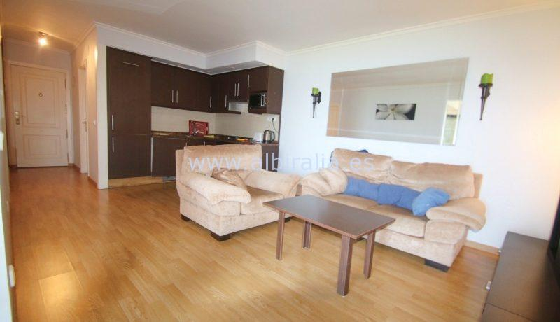 apartment for rent holidays rent  with sea view in Albir