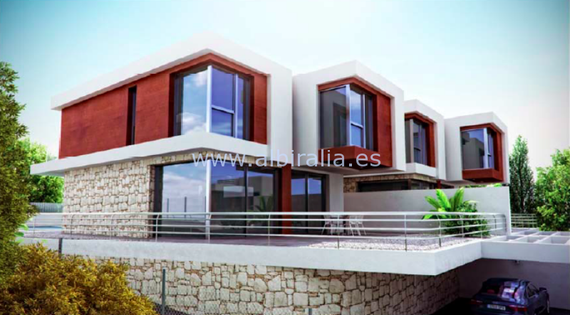 houses with high quality for sale in Albir #albiralia