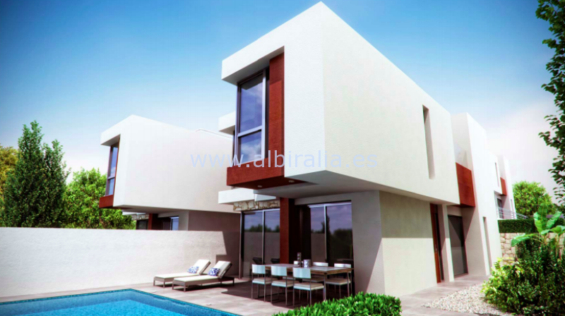 new build for sale in Albir